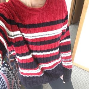 Vintage striped sweater by classic elements